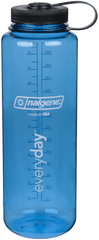 Nalgene plastenka Wide Mouth 1500 ml, modra