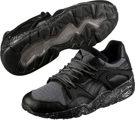 Puma Blaze Tech Mesh Steel Gray-Puma Black 45