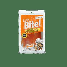 Brit przysmak dla psa Lets Bite Fillet o'Chicken 400 g