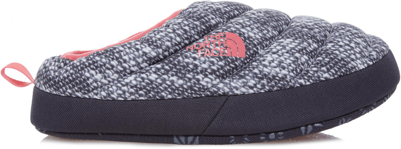 The North Face W Nse Tent Mule III Knotty knit print/Calypso coral XS