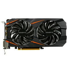 Gigabyte grafička kartica GeForce GTX 1060 OC 6GB GDDR5 Windforce 2x (GV-N1060WF2OC-6GD)