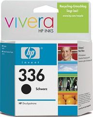 HP Náplň č.336 - Čierna (C9362EE)