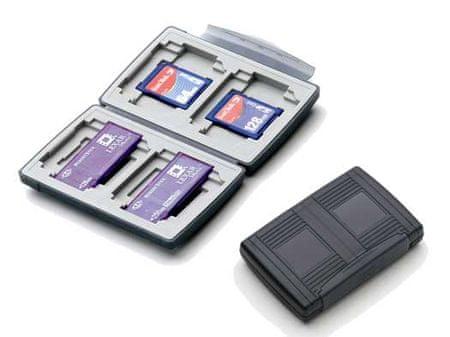 Gepe etui za kartice Basic, Onyx (3856)