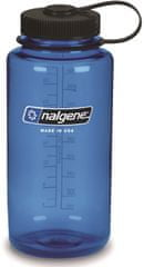 Nalgene Original Wide-Mouth Kulacs, Kék, 1 l
