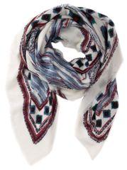 s.Oliver smetanový dámský šátek