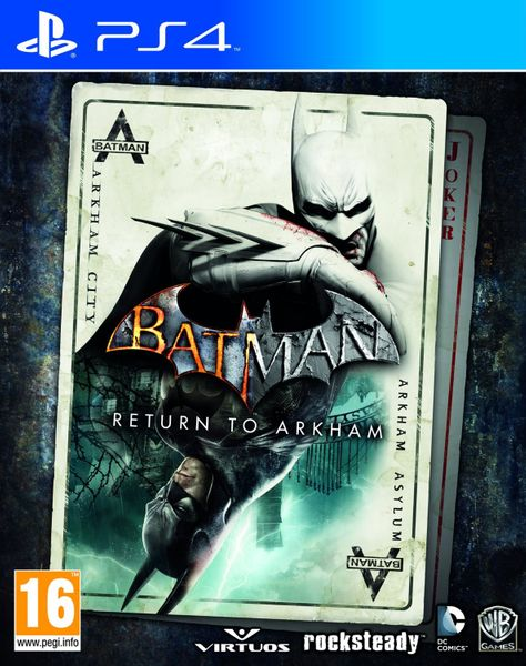 Warner Bros Batman: Return to Arkham / PS4