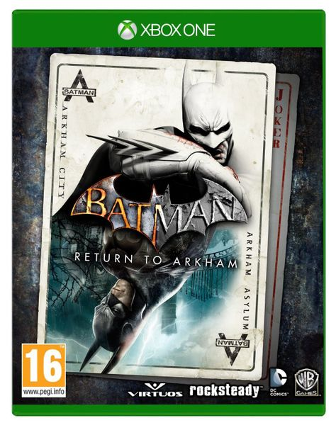 Warner Bros Batman: Return to Arkham / Xbox One
