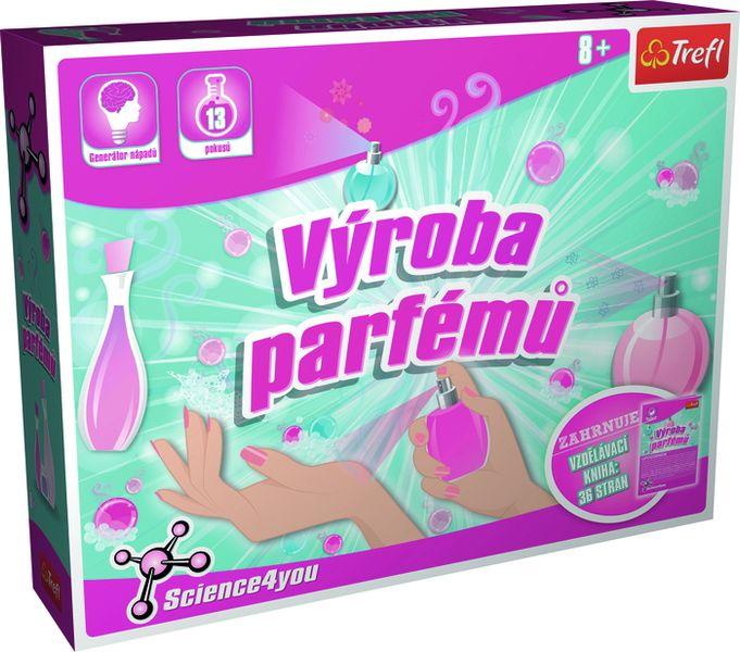 Trefl Science 4 U - Fabrika na parfémy