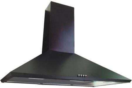 TEKA DBB 60 Beépíthető páraelszívó, Fekete