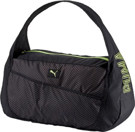 Puma Studio Barrel Bag Puma Black-Periscope-S