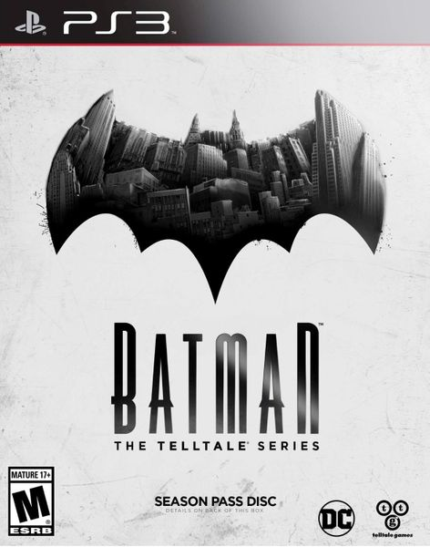 Warner Bros Batman: The Telltale series / PS3