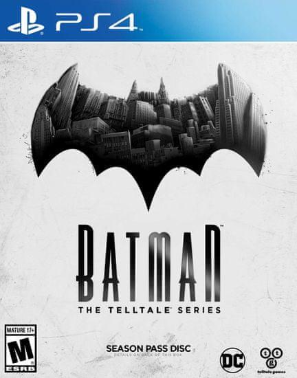 Warner Bros igra Batman - The Telltale Series (PS4)