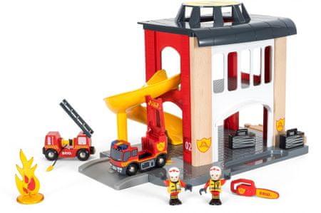 Brio gasilska postaja
