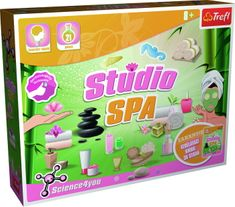 Trefl Science 4 U Spa stúdió