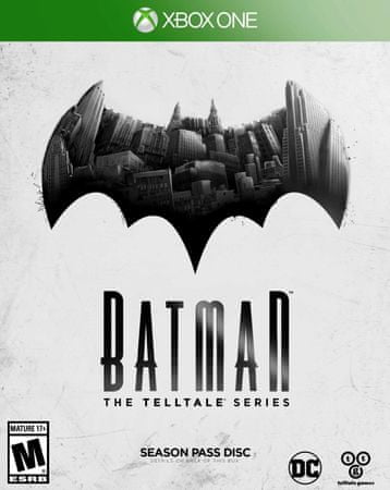 Warner Bros igra Batman: The Telltale Series (Xbox One)