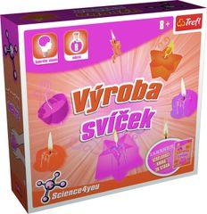 Trefl Science 4 U - Warsztat świecowy