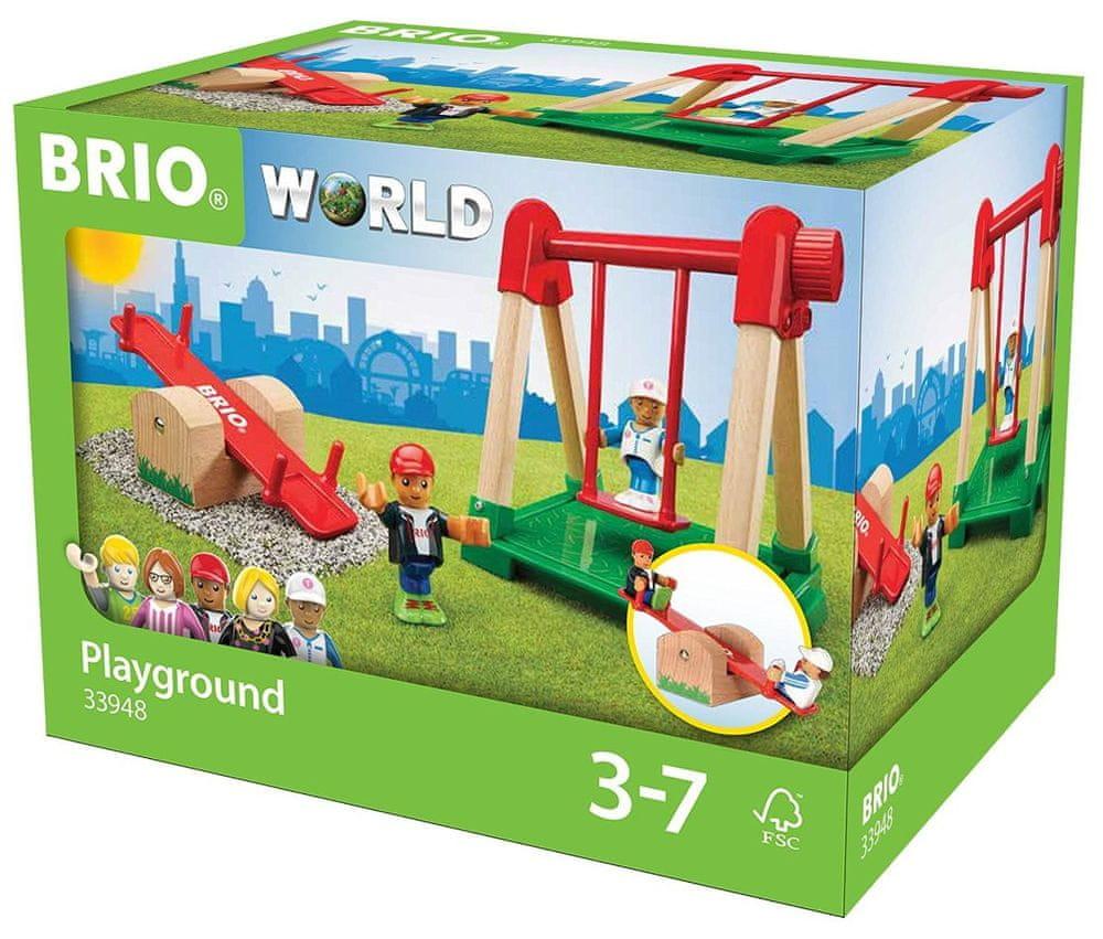 Brio Dětské hřiště