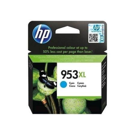 HP kartuša 953XL cyan (F6U16AE)