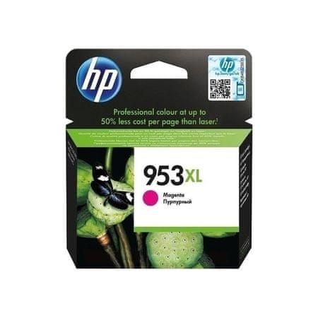 HP kartuša 953XL magenta (F6U17AE)