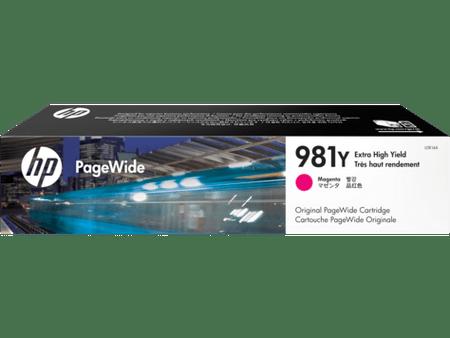 HP kartuša 981Y magenta (L0R14A)