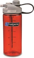 Nalgene butelka Multi-Drink 590 ml Red