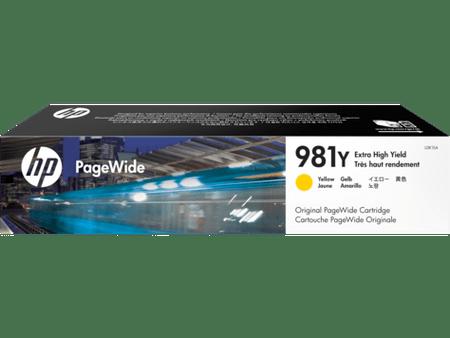 HP kartuša 981Y rumena (L0R15A)