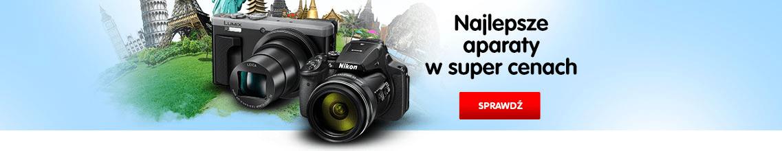 Najlepsze aparaty w super cenach