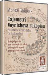 Tajemství Voynichova rukupoisu   - DVD