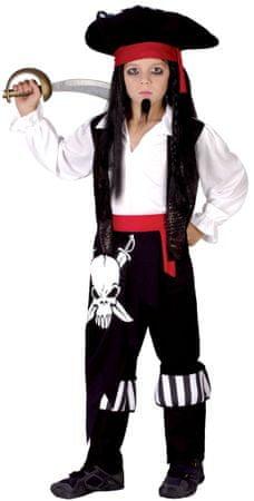 MaDe Kostým Pirát, M