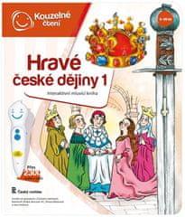 Albi KOUZELNÉ ČTENÍ Kniha Hravé české dějiny 1