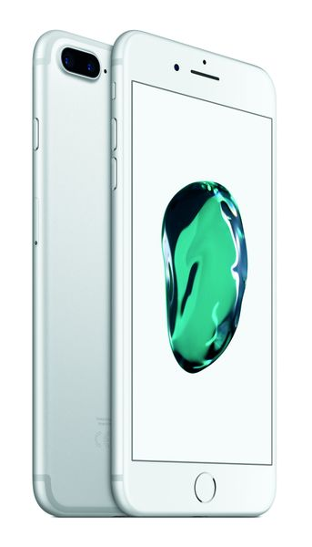 Apple Iphone 7 Plus, 32gb, Stříbrný - Ii. Jakost