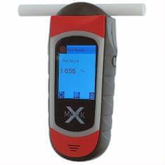 Alkomat Alcovisor Mark X+ czerwony