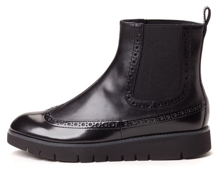Geox dámská kotníčková obuv 37,5 černá