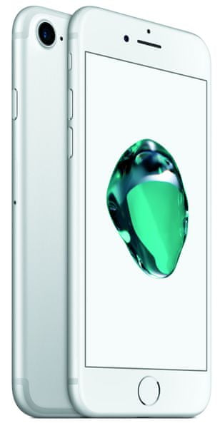 Apple iPhone 7, 32GB, Stříbrný