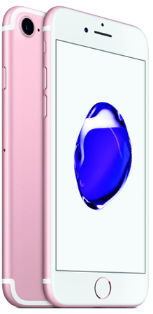 Apple iPhone 7, 128GB, Růžově zlatý