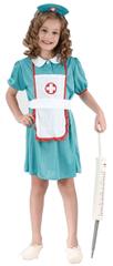 MaDe kostum Medicinska sestra, M
