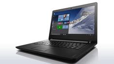 "Lenovo Ideapad 110 - 80UM002THV Notebook, Fekete, 17,3"" HD+ LED"