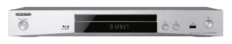 Onkyo BD-SP353 S, stříbrná