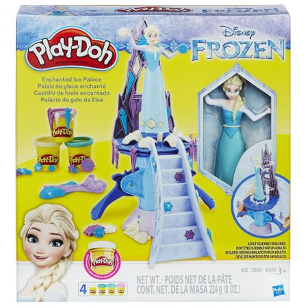 Play-Doh Frozen ledena palača