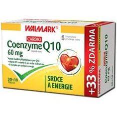 Walmark Coenzyme Q10 60mg Cardio tob.30+10, POSLEDNÍ 1KS