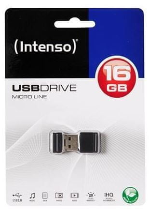 Intenso USB stick 16GB micro