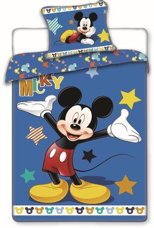 Jerry Fabrics posteljnina Mickey