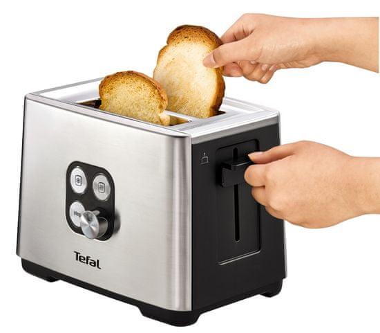 Tefal toaster Equinox Cube 2S
