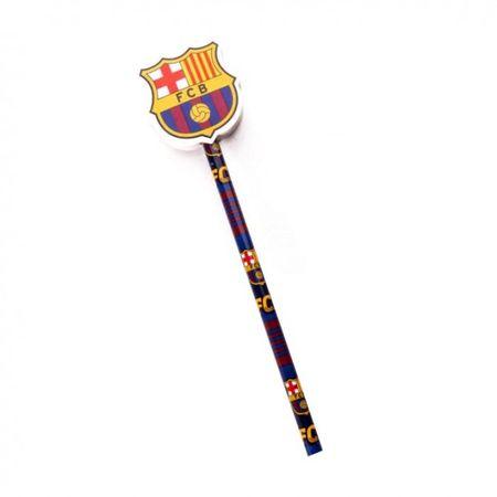 Barcelona svinčnik z radirko (08273)