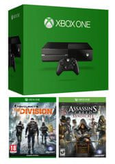 Microsoft Xbox One 1TB + Assassin's Creed Syndicate + The Division