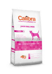 Calibra Dog HA Junior Small Breed Chicken 2kg