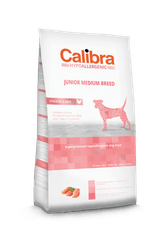 Calibra Dog HA Junior Medium Breed Chicken 3kg