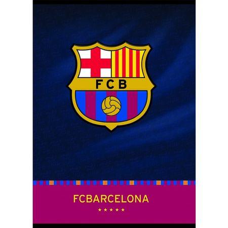 Barcelona zvezek grb A4/OC (09626)