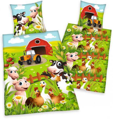 Herding Állatos Ágyneműhuzat