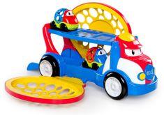 Oball Go Grippers laweta + 2 autka 18m+